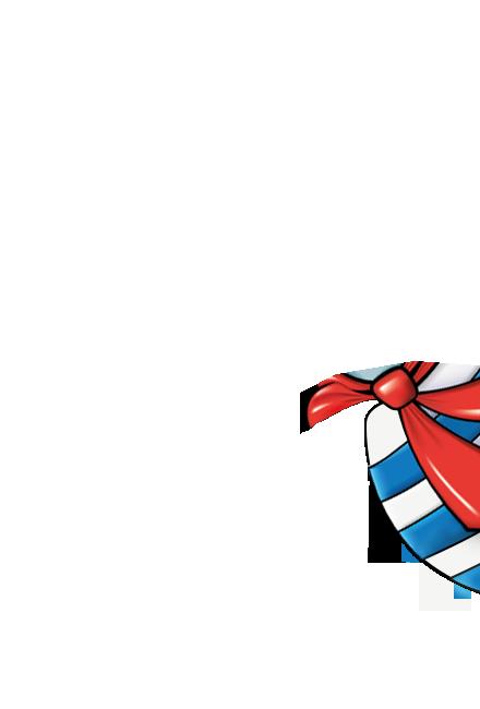 Bobo, de mascotte van Boudewijn Seapark