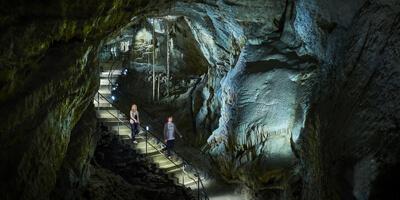 Afbeelding bij De Grotten van Han