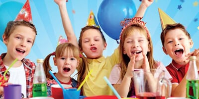 Afbeelding bij Birthday party