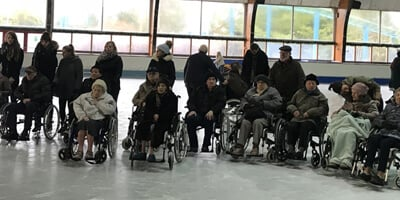 Afbeelding bij Disabled persons and seniors