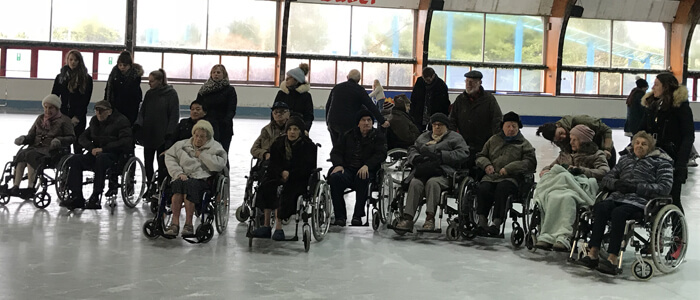 Beleef uren schaatsplezier op de Boudewijn IJspiste! Ontdek deze overdekte schaatsbaan in Brugge!