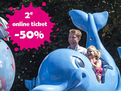 Koop nu online je tickets met korting op de webshop van Boudewijn Seapark!